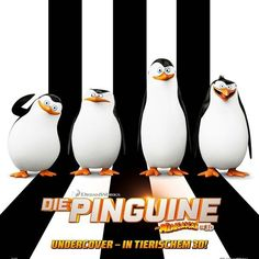 Penguins Of Madagascar Movie Canvas Print Wall Decor Art Giclee Kids Bedroom Cartoon Photo, Cartoon Pics, Madagascar Movie, Famous Movies, Photo Wallpaper, Kids Bedroom, Wall Art Decor, Concept Art, Canvas