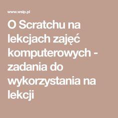 O Scratchu na lekcjach zajęć komputerowych - zadania do wykorzystania na lekcji Math Equations