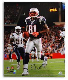 Autographed Randy Moss New England Patriots 8x10 Photo
