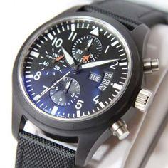 2e3290e6afcf IWC Classic Pilot TOP GUN Chronograph Watch IW378901 usd298 international  shipping cost usd29 Now we provide