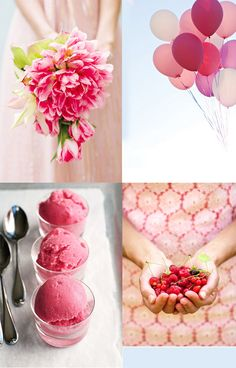 CHRISTINA GREVE - PHOTOGRAPHER AND LIFE COACH | Moodboard | Fresh Pink   Summer | http://christinagreve.com