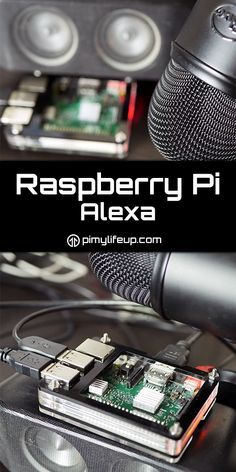 Learn how to build your own Raspberry Pi Amazon Echo by using Alexa.