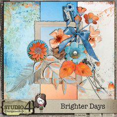 Brighter Days - Mini #studio4designworks