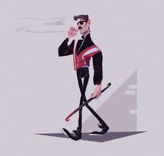Haard Tom, Alexandria Neonakis on ArtStation at https://www.artstation.com/artwork/haard-tom ★ || CHARACTER DESIGN REFERENCES (www.facebook.com/CharacterDesignReferences & pinterest.com/characterdesigh) • Love Character Design? Join the Character Design Challenge (link→ www.facebook.com/groups/CharacterDesignChallenge) Share your unique vision of a theme every month, promote your art and make new friends in a community of over 20.000 artists! || ★