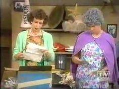 Carol Burnett Show- Family in the Attic, Part 1