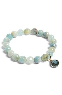 leah+alexandra+'Social'+Stretch+Bracelet+available+at+#Nordstrom