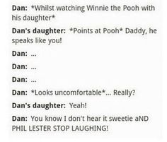 THIS IS TOO ADORABLE << SO PHAN HAS CHILDREN!!!