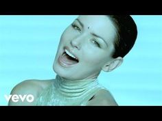 Shania Twain - From This Moment On - YouTube
