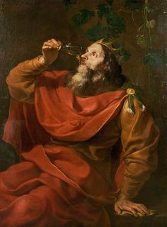 Nicolas Tournier, King Midas, c. Classical Mythology, Greek And Roman Mythology, Greece Mythology, King Midas, King Painting, King Art, Famous Art, Sculpture, Archetypes