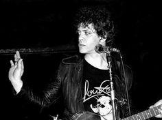 """Lou Reed 1978 (R.I.P.) - Here's a link to """"Sweet Jane"""" on Letterman: http://www.youtube.com/watch?v=VGpkoctRSHs"""