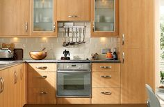 it oak style shaker kitchen ranges kitchen rooms diy at b q