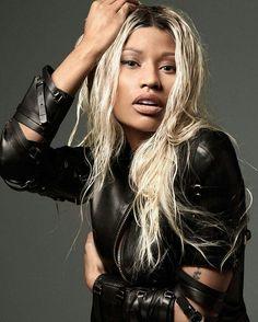 """The Buzz Is... Happy Birthday goes out to Nikki Minaj!  Be An Icon! Elle photo by Thomas Whiteside"""""""