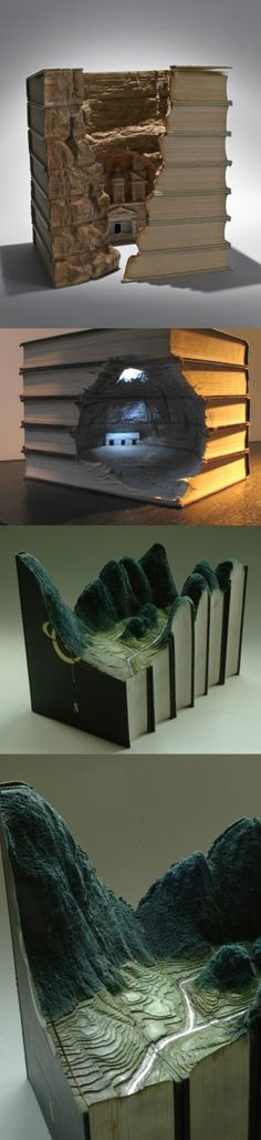 Book Art - www.meme-lol.com