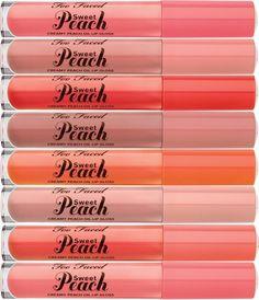 Too Faced Sweet Peach Creamy Lip Oil