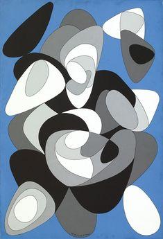 Tenger - Victor Vasarely