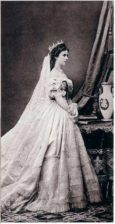 Empress Elisabeth of Austria, known as Sisi