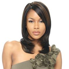 Model Model Natural Part Synthetic Lace Front Wig - Verona-1 by Model Model. $31.99. Natural Part Horse shoe shaped Lace Part enables you to create believable part you always desired of. Pre-cut Lace Front creates natural hairline with ease. Layered bang cut allows you to wear versatile looks, pulled-back or layered bang styles. -Simple, Clean, Deep-Line Hair Parting -Silky & Soft to touch, Tangle-Free Volumized texture -Curling Iron safe fiber for Dynamic Styl...