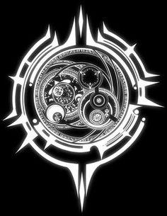 Magic Symbols, Ancient Symbols, Neue Tattoos, Body Art Tattoos, Alfabeto Viking, Art Du Temps, Spell Circle, Summoning Circle, Magic Circle
