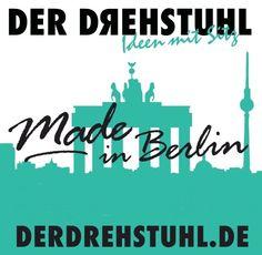 Bürostühle und Hocker aus Berlin