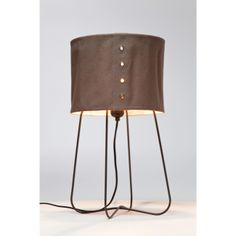 Rivet Bordslampa - TheHome.se