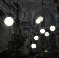 Light Installation by: Robert Stadler | Art Installations, Sculpture | Scoop.it