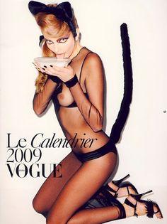 calendario vogue 2009