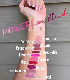 PowerLips Fluid by NuSkin - March 03 2019 at Coconut Oil Cellulite, Cellulite Scrub, Cellulite Remedies, White Lipstick, Lipstick Colors, Lip Colors, Glossy Lipstick, Lipstick Set, Liquid Lipstick