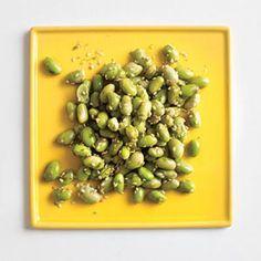 Clean Eating Snacks: Edamame   CookingLight.com