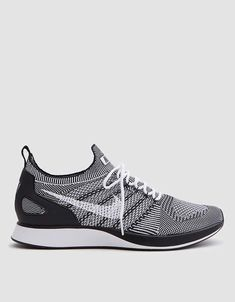 d7759dbfe0a388 Nike Mariah Flyknit Racer in White White Shoes For Less