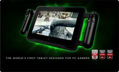 Razer Edge Gaming Tablet Sweeps CES 2013 Awards, Wins CNET Best of Show