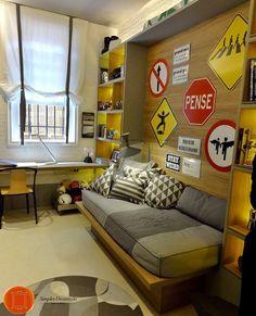 ▷ Ideas for teenage boy room + interiors that are topical Home Bedroom, Kids Bedroom, Boy Bedrooms, Girl Rooms, Bedroom Ideas, Room Interior, Interior Design, Teenage Room, Room Setup