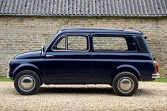"""1973 Fiat 500K """"Giardiniera"""""""