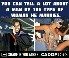 And about a woman who marries a gross, disgusting, fat pig just because he has money.