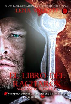 Lena Valenti regresa con 'El libro del Ragnarok, parte II' #SagaVanir