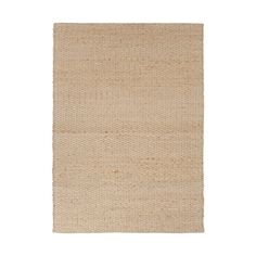 This sturdy, handwoven jute rug protects your flooring, and looks great doing it. Stylish natural jute and recycled cotton fibers add incredible texture, and have the added bonus of disguising the occasional spill.