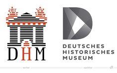 Deutsches Historisches Museum mit neuem Corporate Design, by thoma+schekorr