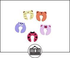 5x cuñas de seguridad puertas  ✿ Seguridad para tu bebé - (Protege a tus hijos) ✿ ▬► Ver oferta: http://comprar.io/goto/B007T65PDA
