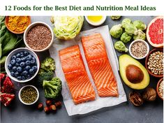 We looked into the research and asked doctors about the best foods to eat to lower high cholesterol without medication. Here, the 10 best foods to eat and how to add them to your diet. Most Nutritious Foods, Healthy Snacks, Healthy Recipes, Healthiest Foods, Diet Recipes, Breakfast Healthy, Protein Recipes, Keto Snacks, Eating Healthy