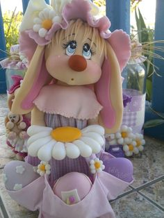 1 million+ Stunning Free Images to Use Anywhere Foam Crafts, Baby Crafts, Diy And Crafts, Polymer Clay Dolls, Polymer Clay Flowers, Clay Fairy House, Clay Fairies, Fondant Decorations, Cute Clay