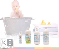 Spoil your baby with a range of baby care products, available from For more information, call us on 084 790 3693 or visit us in store.
