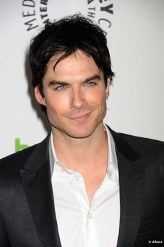 Ian Somerhalder. I just want him in Fifty shades of grey as the sexy Christian !