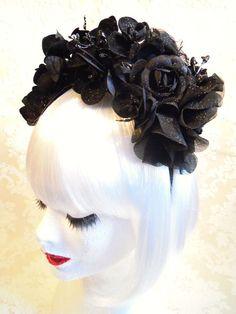 Black Rose Crown