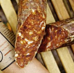 Chef Lippe - Chorizo Seco - Dry cured chorizo, $37.00 (http://shop.cheflippe.com/chorizo-seco-dry-cured-chorizo/)