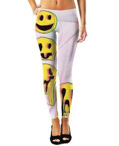 Wax Smile Leggings