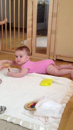 Non-Mobile Infant Simple Toys on Vimeo