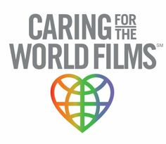 Caring For The World Films logo create by Bob  Young.