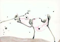 Pig II | Carla Sonheim