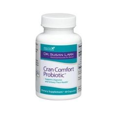 Dr. Lark's Cran Comfort Cranberry Probiotic Supplement for Urinary Tract Health, 60 Capsules (30-day Supply) by Dr. Lark. $29.99. Relieve constipation, gas, bloating, and irritating bowel symptoms; Promote regular bowel movements, bladder health, and vaginal and urinary health. 100% satisfaction guaranteed; manufactured in U.S.A.. Distributed by Healthy Directions, known for its stringent quality control measures and Triple Testing Methodology which have led to a spo...