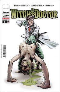Witch Doctor approda in edicola • Sbam! Comics