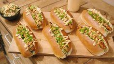 Broodje merguez met coleslaw en verse sambalmayo | Dagelijkse kost
